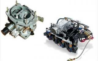 Что такое система питания бензинового двигателя