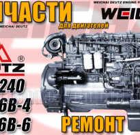 Двигатель deutz td226b технические характеристики