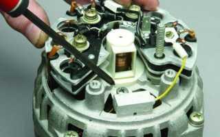 Нет зарядки от генератора на ВАЗ 2110, что делать