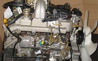 Что это за двигатель qd32 td27