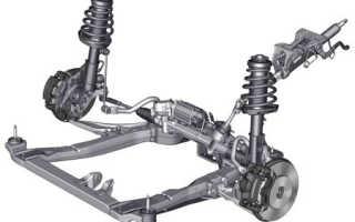 Доступная замена сайлентблоков подрамника Октавия А5: цена восстановления передней подвески Шкода в автосервисе