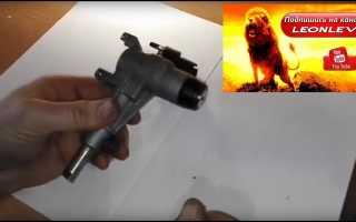 Как заменить замок зажигание на Ауди 80 Б4