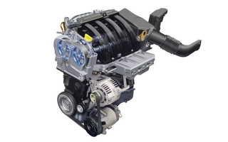 Двигатель k4m 697 характеристики