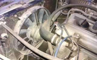 Принцип работы вентилятора радиатора и основные неисправности