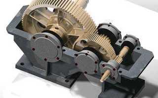 Что такое редуктор в судовом двигателе