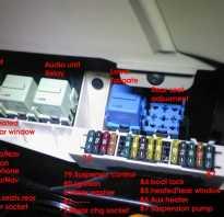 Датчик температуры двигателя bmw x5 e53
