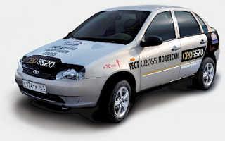 Увеличение клиренса автомобиля с подвеской CROSS20