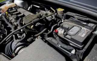 Аккумулятор на Chevrolet Lacetti