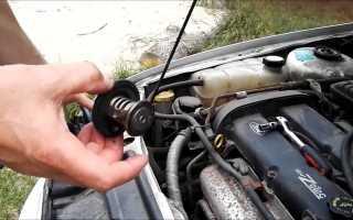 Замена термостата — Ford Mondeo, л, года на DRIVE2
