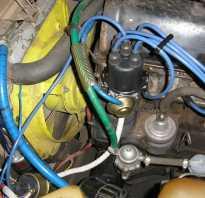 Как выставить зажигание на ВАЗ 2105