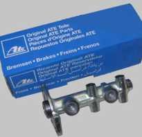 Самостоятельная замена главного тормозного цилиндра на ВАЗ 2114