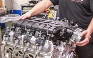 Что такое атмосферный бензиновый двигатель