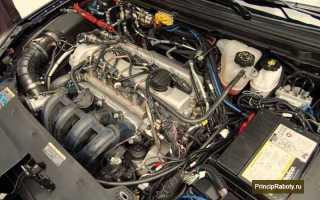Что такое энжекторный двигатель