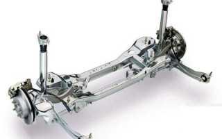 Замена сайлентблоков продольных рычагов форд фокус 2