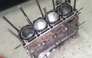 Собираем ресурсный двигатель УЗАМ 412 на иностранных комплектующих