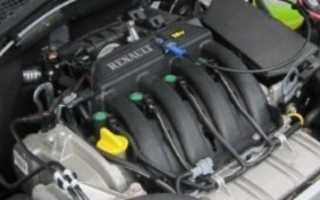 Какой двигатель стоит на Лада Ларгус Кросс