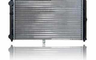 Как снять радиатор охлаждения на ВАЗ 2110