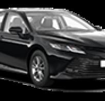 Не запускается Toyota Camry V70 2017