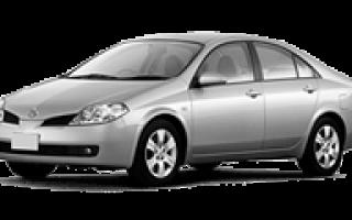Nissan Primera P12 масло для двигателей 1