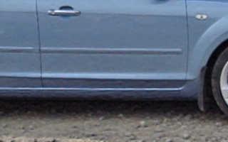 Параметры разболтовки колёсных дисков на Форд Фокус 2: рестайлинг и дорестайлинг