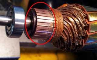Что такое коллекторный электрический двигатель