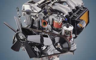 Mercedes 601 двигатель характеристики