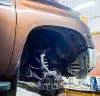 Замена расходников и ремонт Toyota Corolla Verso (Spacio)