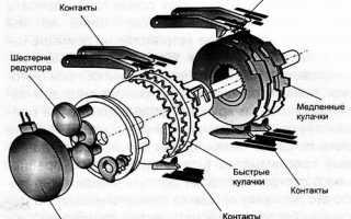 Электрическая схема двигателя стиральной машины вятка