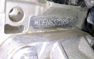 Что такое модель номер двигателя