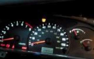 Снятие фары Chevrolet Lacetti