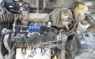 Шевроле ланос почему долго прогревается двигатель
