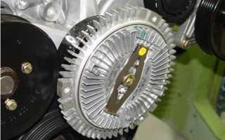 Электрическая схема работы вентилятора охлаждения двигателя