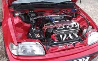 Двигатель в16а технические характеристики