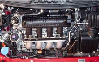 Что такое форсировка в двигателях honda
