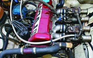 Внешний тюнинг двигателя ваз 2106