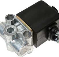 Клапан электромагнитный: уверенная работа гидравлических и пневмосистем