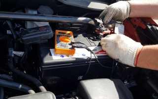 Можно ли снимать аккумулятор с Киа Спортейдж 3