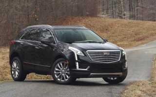 Cadillac xt5 характеристики двигателя