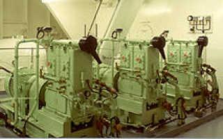 Что такое система охлаждения судовых двигателей