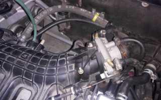 Lada kalina запуск двигателя