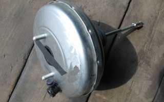Замена главного тормозного цилиндра на ВАЗ 2109