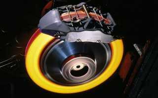 Своевременная замена тормозных дисков Форд Фокус 3 и колодок