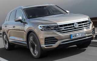 Volkswagen touareg какой двигатель самый надежный