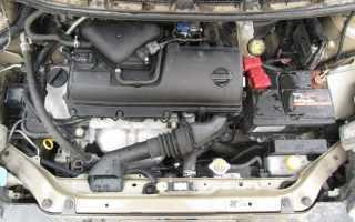 Двигатель cr14de технические характеристики