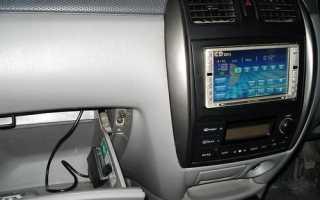 Инструкция как снять магнитолу в автомобиле Мазда