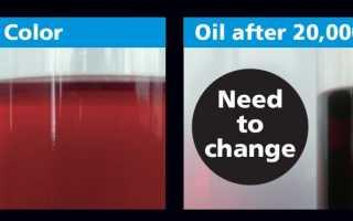Вопросы о замене масла в АКПП