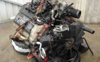 M62b35 что за двигатель