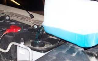 Самостоятельная замена тосола ВАЗ 2110