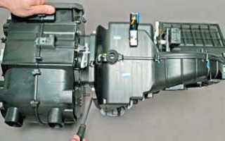 Замена радиатора печки Шевроле Лачетти — Chevrolet Lacetti 5D, л, года на DRIVE2