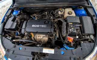 Характерные проблемы с клапанной крышкой на Chevrolet Cruze